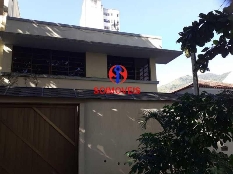 6-fac - Casa 5 quartos à venda Grajaú, Rio de Janeiro - R$ 1.600.000 - TJCA50004 - 21