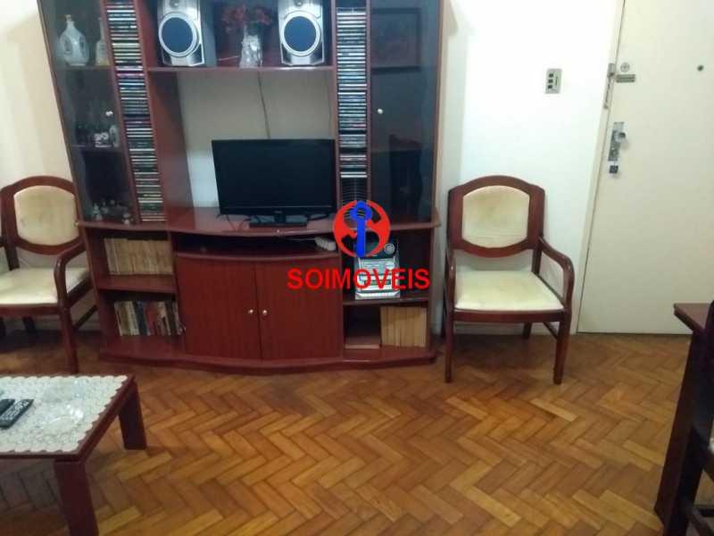 1-SL - Apartamento 1 quarto à venda Tijuca, Rio de Janeiro - R$ 400.000 - TJAP10168 - 1