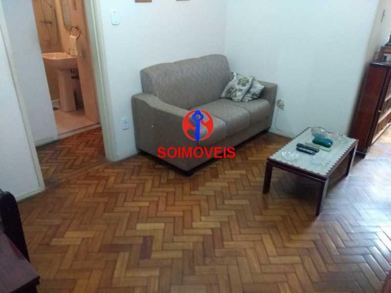 1-SL2 - Apartamento 1 quarto à venda Tijuca, Rio de Janeiro - R$ 400.000 - TJAP10168 - 3