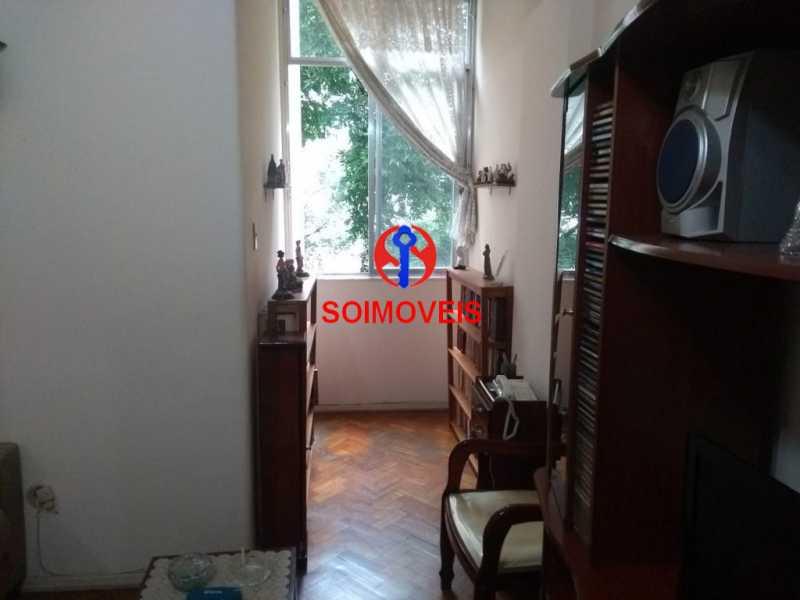 1-SL3 - Apartamento 1 quarto à venda Tijuca, Rio de Janeiro - R$ 400.000 - TJAP10168 - 4