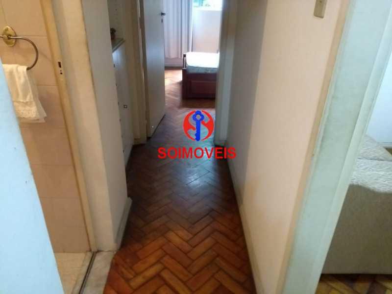 2-CIRC - Apartamento 1 quarto à venda Tijuca, Rio de Janeiro - R$ 400.000 - TJAP10168 - 8
