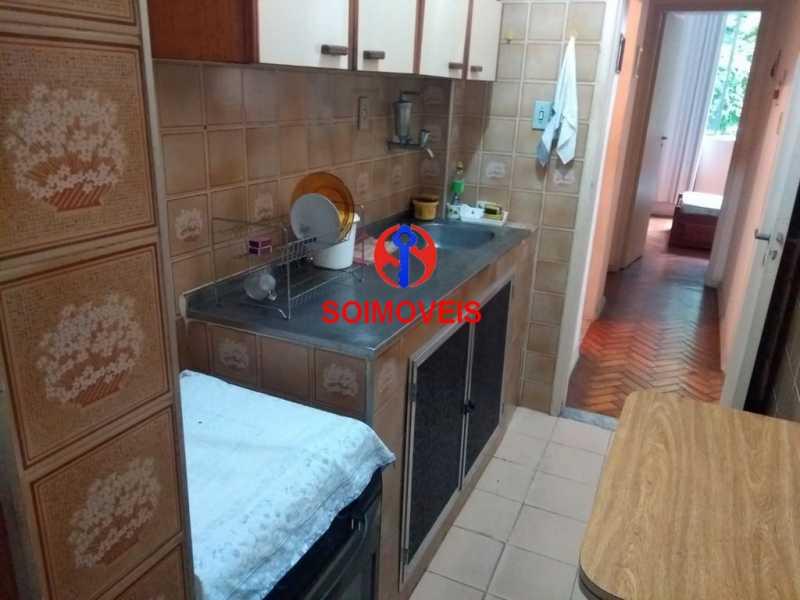 4-COZ - Apartamento 1 quarto à venda Tijuca, Rio de Janeiro - R$ 400.000 - TJAP10168 - 12