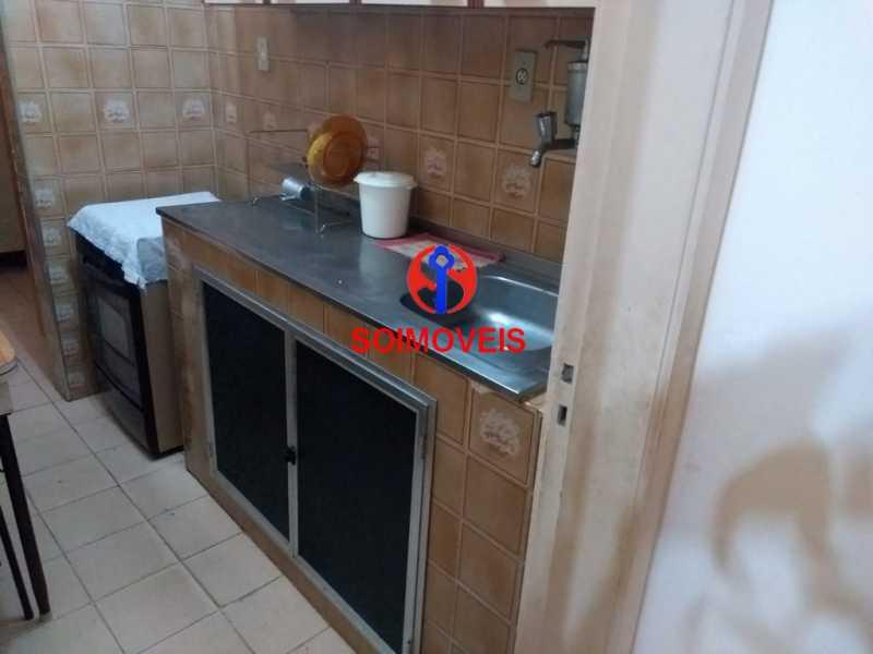4-COZ3 - Apartamento 1 quarto à venda Tijuca, Rio de Janeiro - R$ 400.000 - TJAP10168 - 14