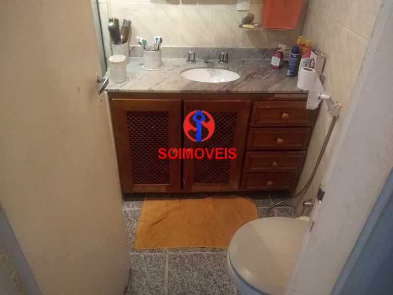 bh - Apartamento 2 quartos à venda Rio Comprido, Rio de Janeiro - R$ 289.000 - TJAP20618 - 9