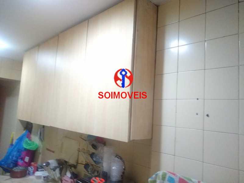 cz - Apartamento 2 quartos à venda Rio Comprido, Rio de Janeiro - R$ 289.000 - TJAP20618 - 14