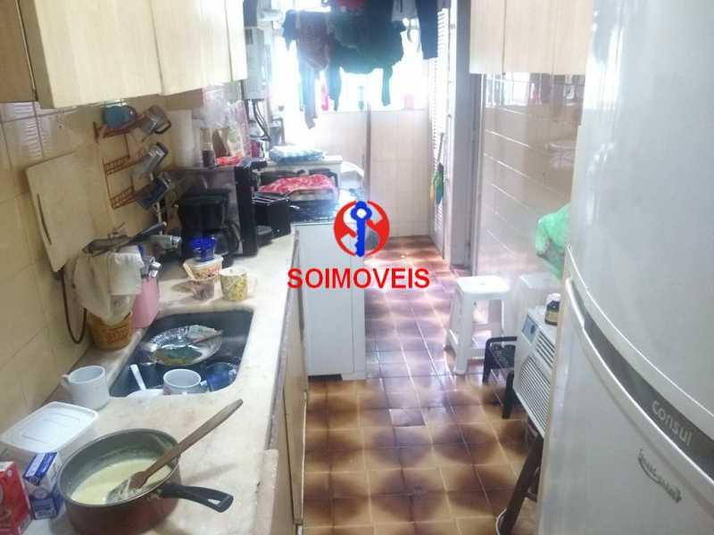 cz - Apartamento 2 quartos à venda Rio Comprido, Rio de Janeiro - R$ 289.000 - TJAP20618 - 13