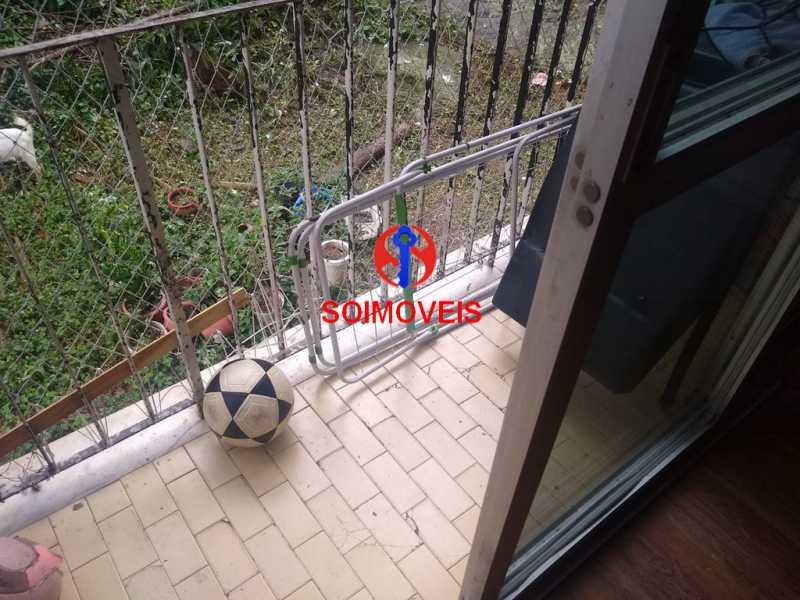 var - Apartamento 2 quartos à venda Rio Comprido, Rio de Janeiro - R$ 289.000 - TJAP20618 - 5