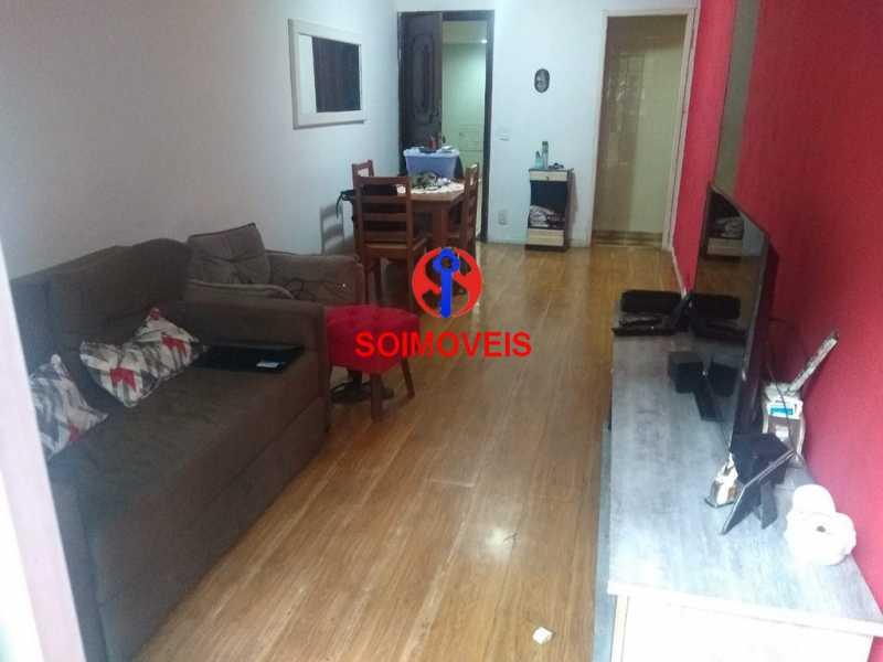 sl - Apartamento 2 quartos à venda Rio Comprido, Rio de Janeiro - R$ 289.000 - TJAP20618 - 3