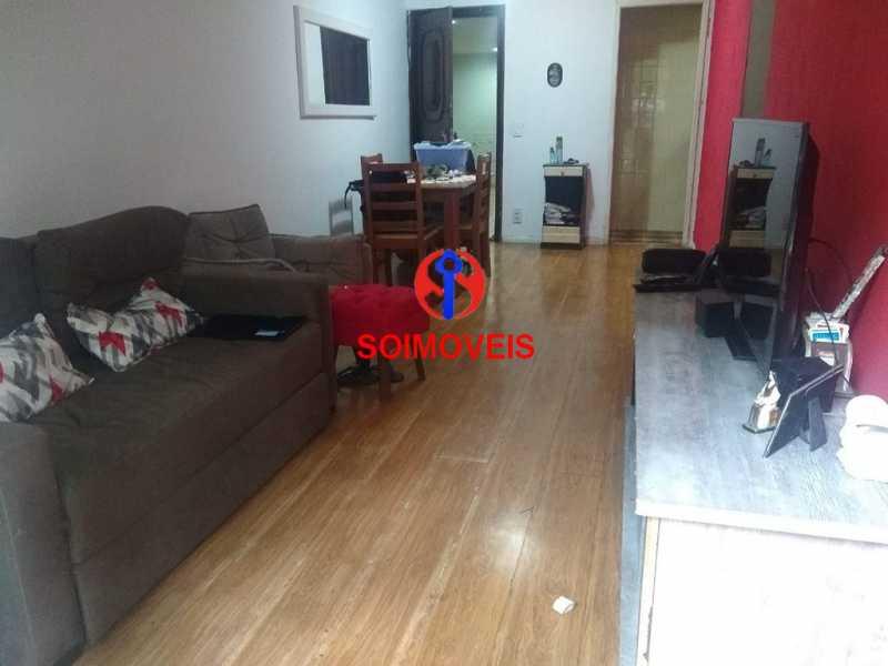 sl - Apartamento 2 quartos à venda Rio Comprido, Rio de Janeiro - R$ 289.000 - TJAP20618 - 1