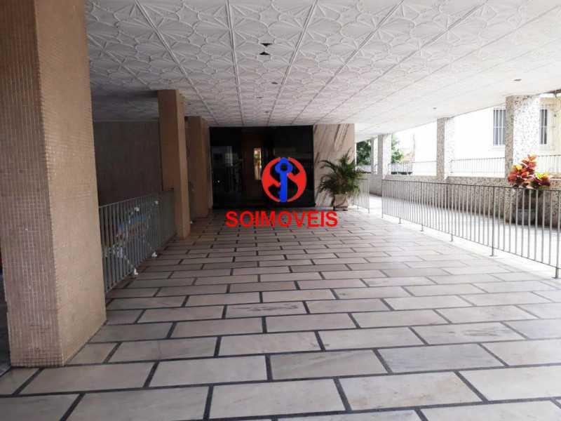 PORT - Apartamento 2 quartos à venda Méier, Rio de Janeiro - R$ 360.000 - TJAP20620 - 1