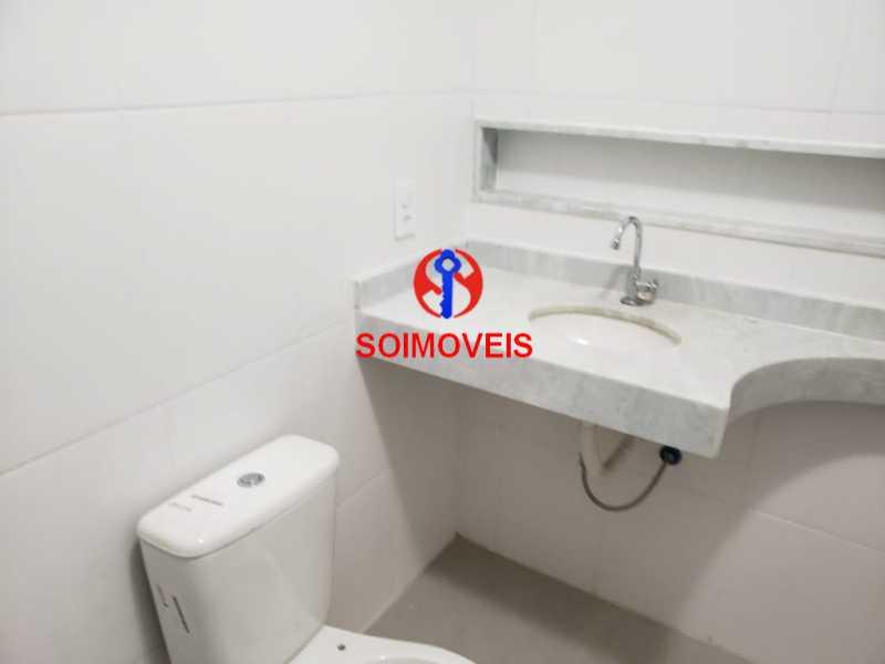 3-BHS2. - EXCELENTE CONJUGADÃO REFORMADO EM COPACABANA - TJKI00035 - 13