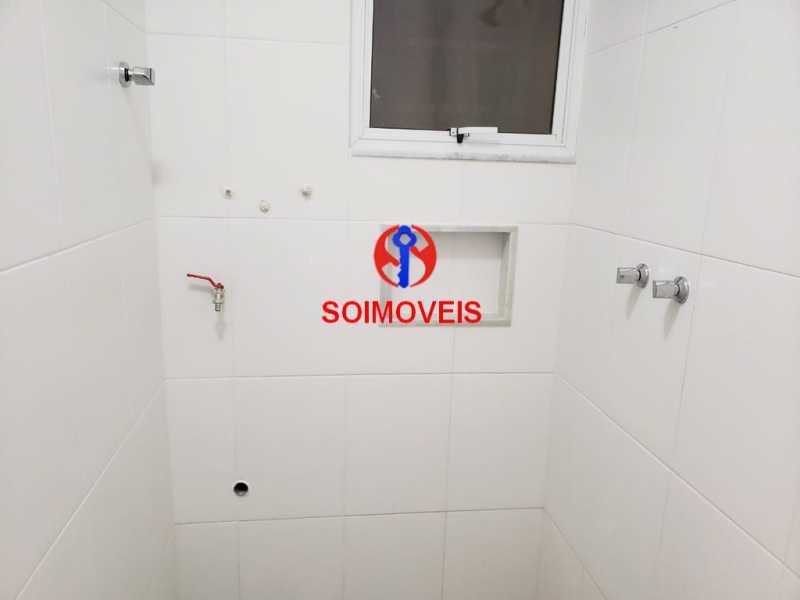 3-BHS5. - EXCELENTE CONJUGADÃO REFORMADO EM COPACABANA - TJKI00035 - 16