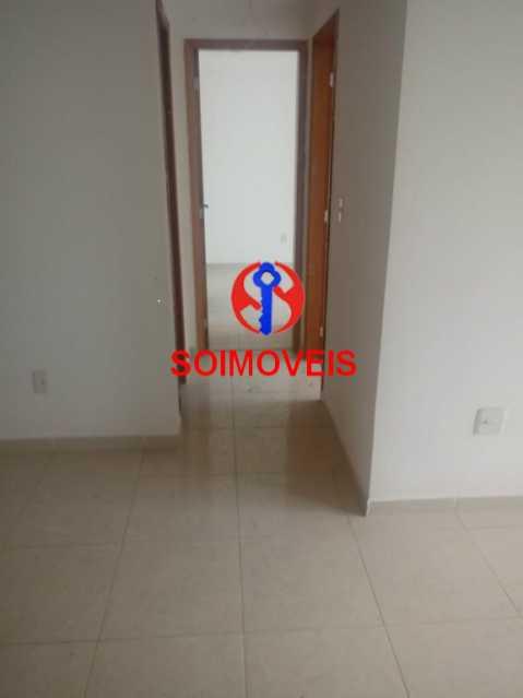 1-sl3 - Apartamento 2 quartos à venda Riachuelo, Rio de Janeiro - R$ 382.000 - TJAP20625 - 4