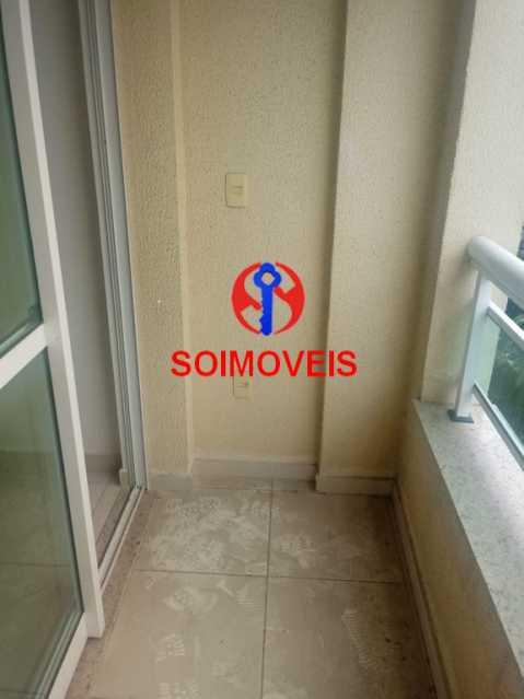 1-var - Apartamento 2 quartos à venda Riachuelo, Rio de Janeiro - R$ 382.000 - TJAP20625 - 5