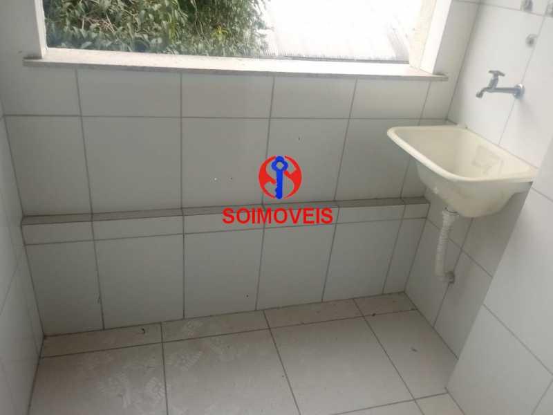 5-ar - Apartamento 2 quartos à venda Riachuelo, Rio de Janeiro - R$ 382.000 - TJAP20625 - 14