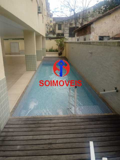 5-pisc - Apartamento 2 quartos à venda Riachuelo, Rio de Janeiro - R$ 382.000 - TJAP20625 - 15