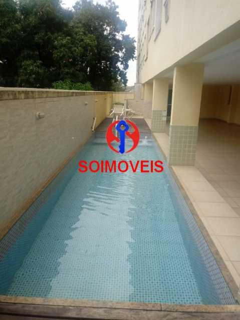 5-pisc2 - Apartamento 2 quartos à venda Riachuelo, Rio de Janeiro - R$ 382.000 - TJAP20625 - 16