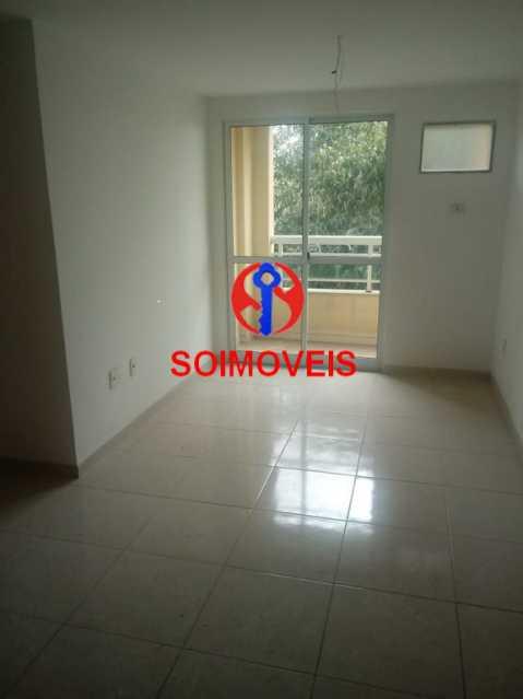 1-sl - Apartamento 2 quartos à venda Riachuelo, Rio de Janeiro - R$ 331.000 - TJAP20627 - 1