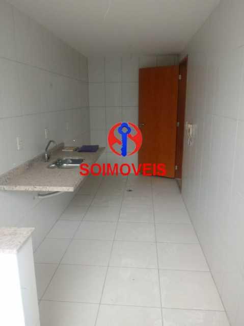 4-coz - Apartamento 2 quartos à venda Riachuelo, Rio de Janeiro - R$ 331.000 - TJAP20627 - 12