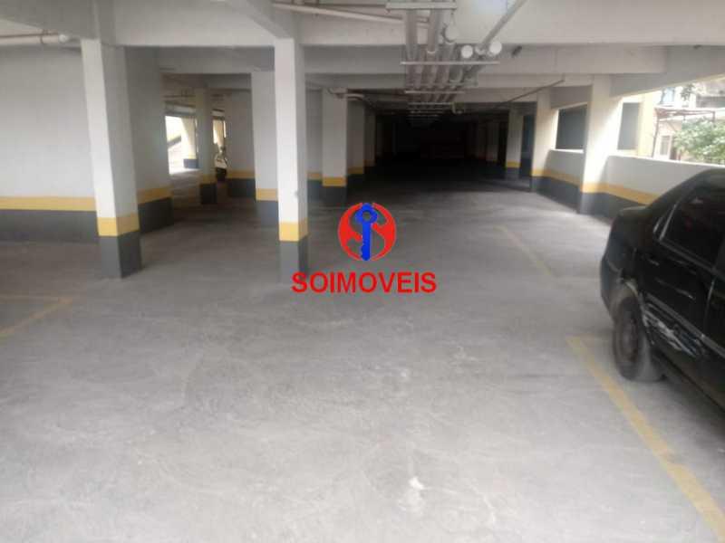 6-gar - Apartamento 2 quartos à venda Riachuelo, Rio de Janeiro - R$ 331.000 - TJAP20627 - 19