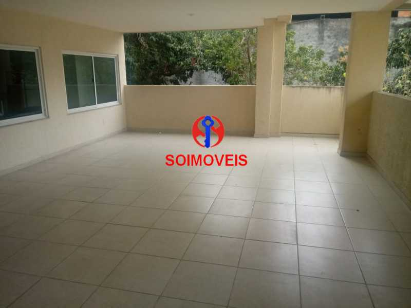 6-play - Apartamento Riachuelo,Rio de Janeiro,RJ À Venda,2 Quartos,63m² - TJAP20627 - 20