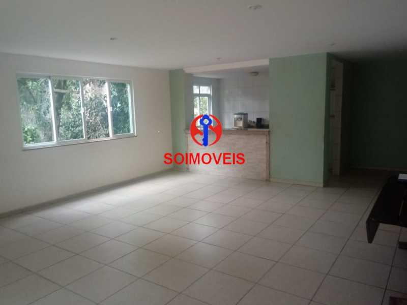 6-slão - Apartamento 2 quartos à venda Riachuelo, Rio de Janeiro - R$ 331.000 - TJAP20627 - 24