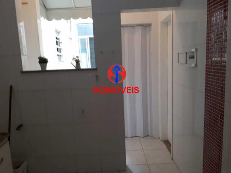 cz - Apartamento 2 quartos à venda Méier, Rio de Janeiro - R$ 250.000 - TJAP20629 - 14