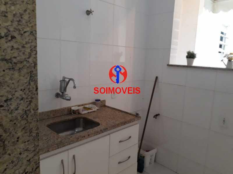 cz - Apartamento 2 quartos à venda Méier, Rio de Janeiro - R$ 250.000 - TJAP20629 - 13