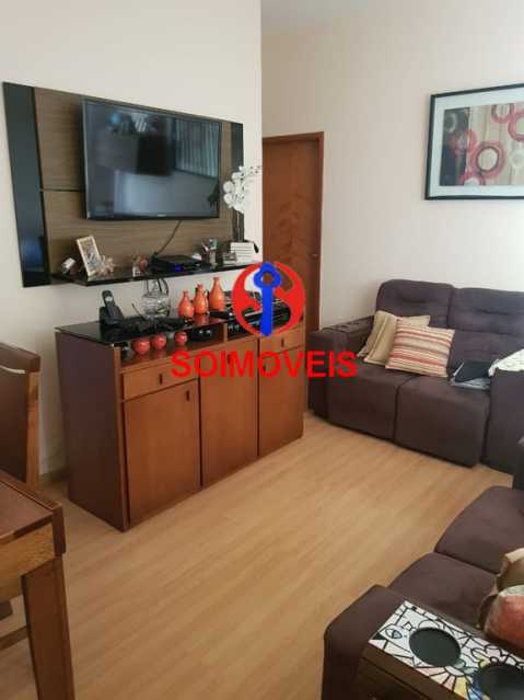 1-SL - Apartamento 2 quartos à venda Méier, Rio de Janeiro - R$ 215.000 - TJAP20633 - 1