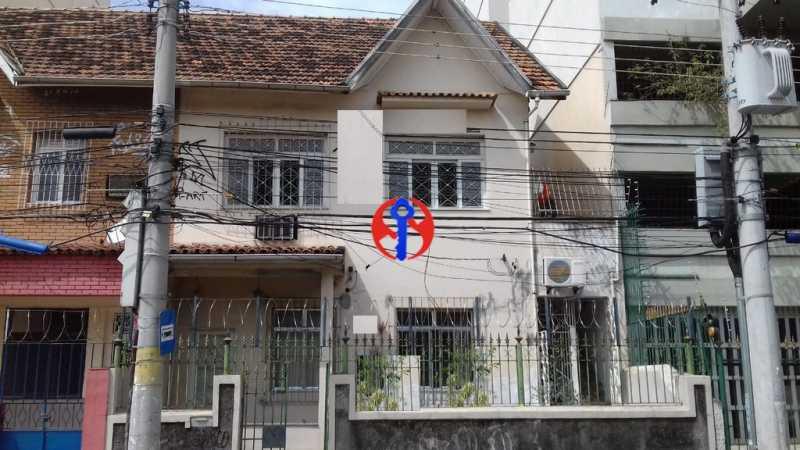 1-FAC - Casa 5 quartos à venda Maracanã, Rio de Janeiro - R$ 790.000 - TJCA50005 - 1