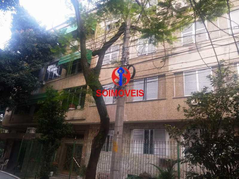 frt - Apartamento 3 quartos à venda Rio Comprido, Rio de Janeiro - R$ 500.000 - TJAP30288 - 1