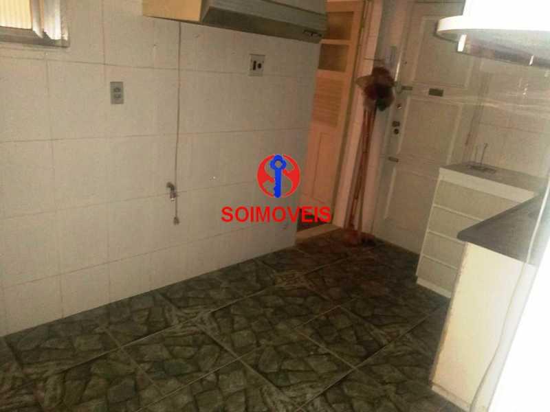 cz - Apartamento 3 quartos à venda Rio Comprido, Rio de Janeiro - R$ 500.000 - TJAP30288 - 15