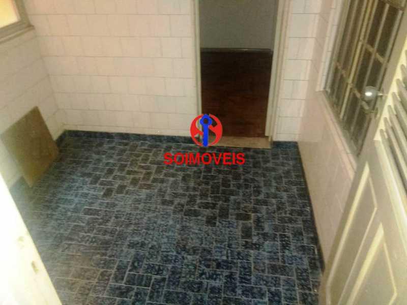 ar - Apartamento 3 quartos à venda Rio Comprido, Rio de Janeiro - R$ 500.000 - TJAP30288 - 19
