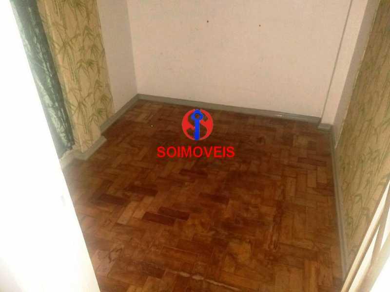 dep - Apartamento 3 quartos à venda Rio Comprido, Rio de Janeiro - R$ 500.000 - TJAP30288 - 20