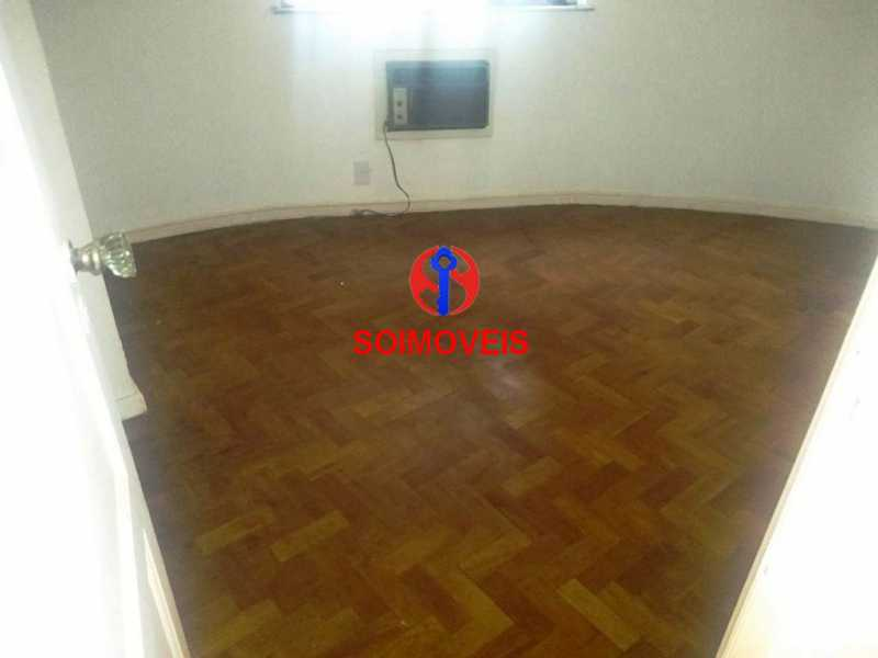 qt - Apartamento 3 quartos à venda Rio Comprido, Rio de Janeiro - R$ 370.000 - TJAP30288 - 5