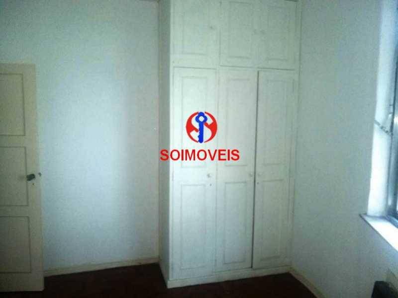 qt - Apartamento 3 quartos à venda Rio Comprido, Rio de Janeiro - R$ 370.000 - TJAP30288 - 6