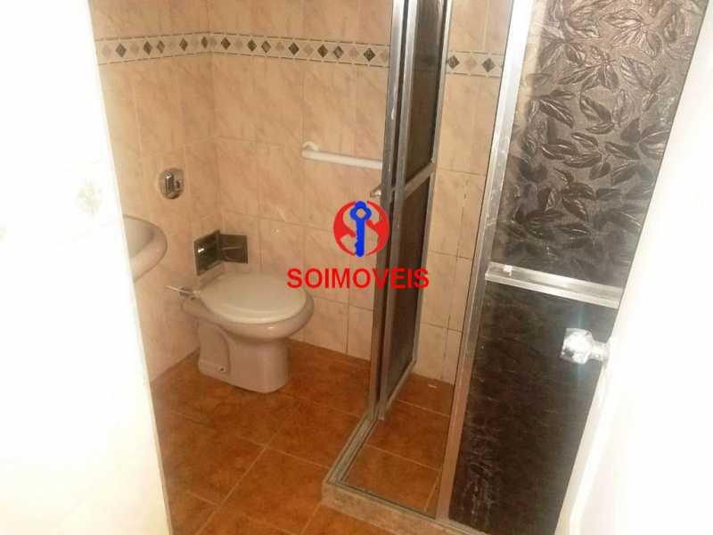 bh - Apartamento 3 quartos à venda Rio Comprido, Rio de Janeiro - R$ 370.000 - TJAP30288 - 14