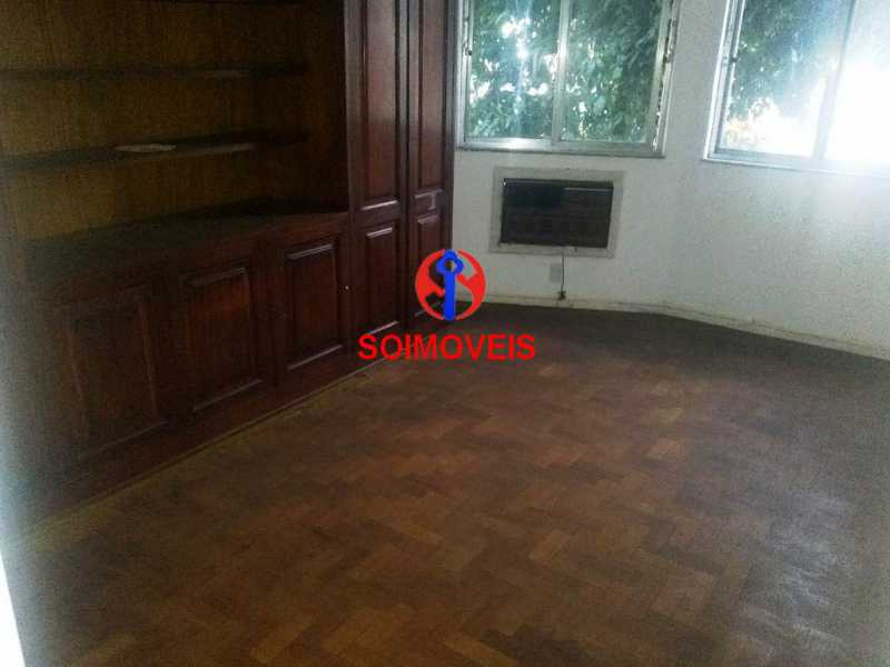 qt - Apartamento 3 quartos à venda Rio Comprido, Rio de Janeiro - R$ 500.000 - TJAP30288 - 8
