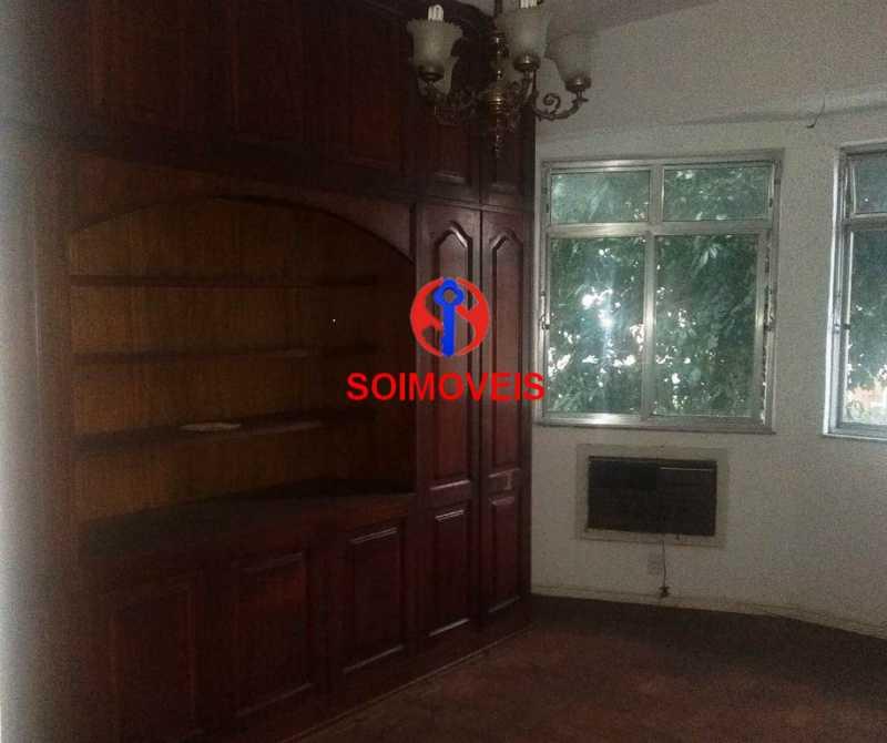 qt - Apartamento 3 quartos à venda Rio Comprido, Rio de Janeiro - R$ 370.000 - TJAP30288 - 7