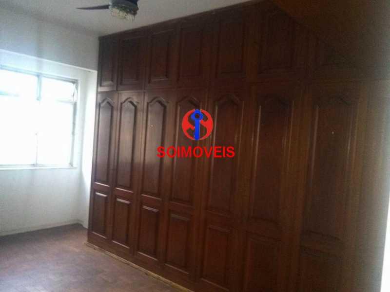 qt - Apartamento 3 quartos à venda Rio Comprido, Rio de Janeiro - R$ 500.000 - TJAP30288 - 11