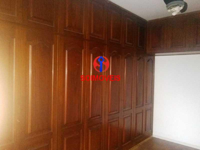 qt - Apartamento 3 quartos à venda Rio Comprido, Rio de Janeiro - R$ 500.000 - TJAP30288 - 12
