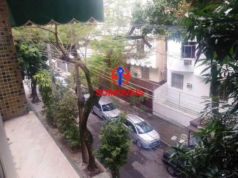 vis - Apartamento 3 quartos à venda Rio Comprido, Rio de Janeiro - R$ 500.000 - TJAP30288 - 22