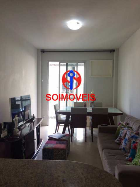 sl - Apartamento 2 quartos à venda Vila Isabel, Rio de Janeiro - R$ 290.000 - TJAP20643 - 6