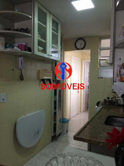 cz - Apartamento 2 quartos à venda Vila Isabel, Rio de Janeiro - R$ 290.000 - TJAP20643 - 14