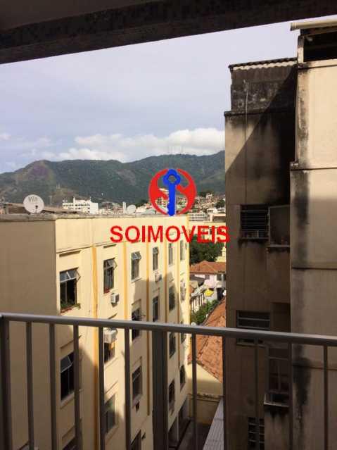 vis - Apartamento 2 quartos à venda Vila Isabel, Rio de Janeiro - R$ 290.000 - TJAP20643 - 21