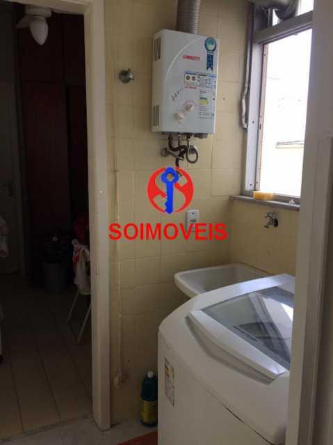 ar - Apartamento 2 quartos à venda Vila Isabel, Rio de Janeiro - R$ 290.000 - TJAP20643 - 17