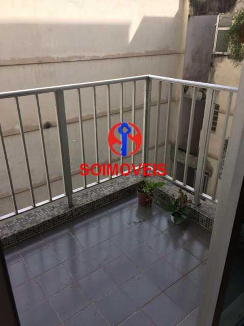 var - Apartamento 2 quartos à venda Vila Isabel, Rio de Janeiro - R$ 290.000 - TJAP20643 - 1