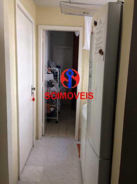 ar - Apartamento 2 quartos à venda Vila Isabel, Rio de Janeiro - R$ 290.000 - TJAP20643 - 16