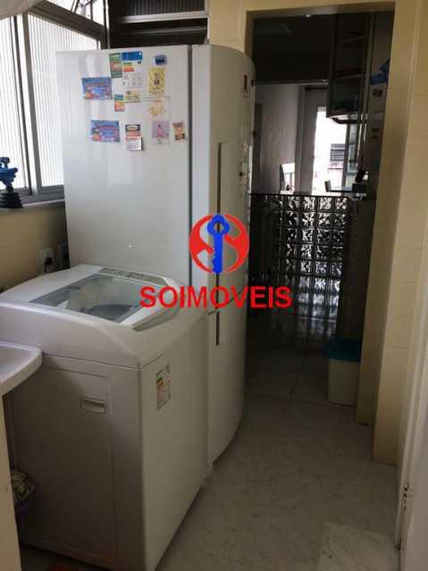 ar - Apartamento 2 quartos à venda Vila Isabel, Rio de Janeiro - R$ 290.000 - TJAP20643 - 15