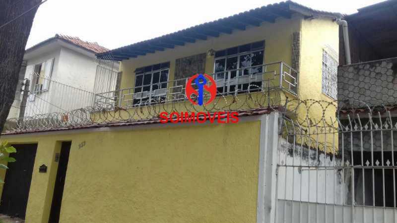 FRT - Casa 3 quartos à venda Riachuelo, Rio de Janeiro - R$ 550.000 - TJCA30021 - 3